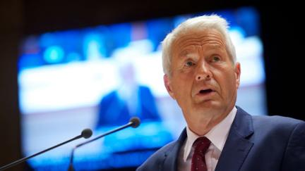 Secretary General Jagland proposes expert panel to oversee investigation into Kiev clashes