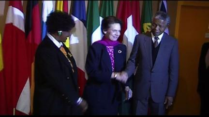 Council of Europe pays tribute to Nelson Mandela