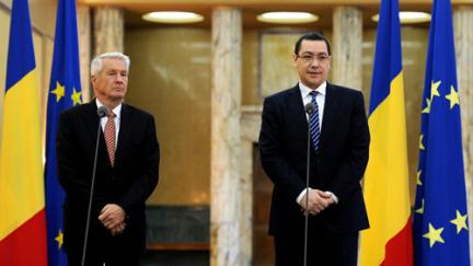 Secretary General Jagland makes official visit to Romania