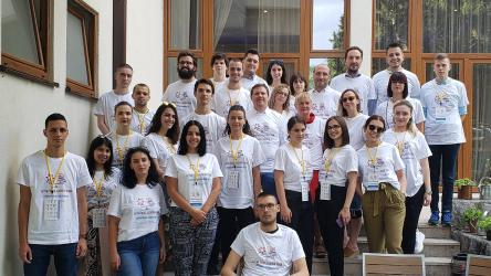 Students learn about digital rights at the Council of Europe Human Rights Summer School