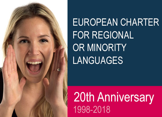 The European Charter for Regional or Minority Languages (ECRML)