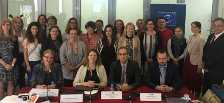 Workshop in Sarajevo presents report on Administrative Data Collection and results of the BiH project on Violence against Women and Domestic Violence