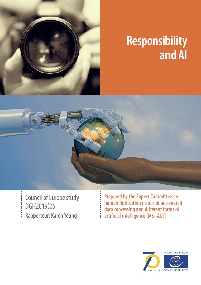 Responsibility and Artificial Intelligence