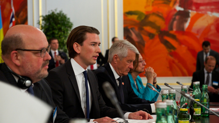 Council of Europe's Committee of Ministers meet in Vienna