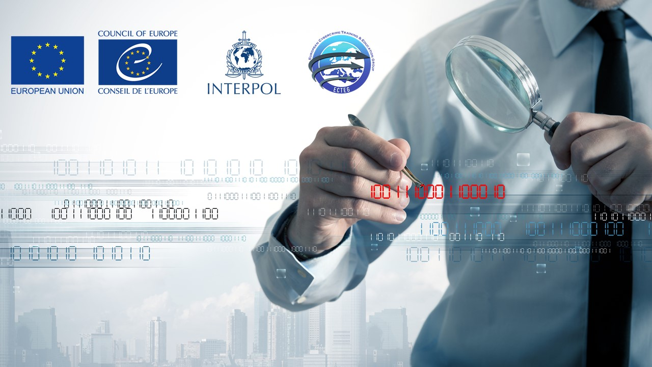INTERPOL: Technical webinars for criminal justice officials (E-FIRST)