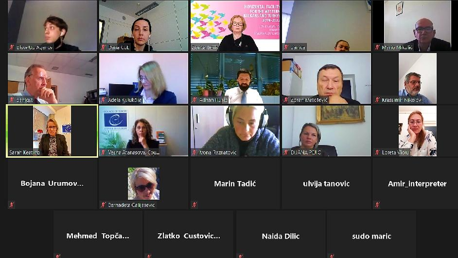Future opportunities for quality education discussed during the  Third Advisory Board meeting of the Quality Education for All Project