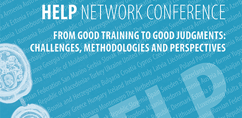 HELP Conference: From good training to good judgments