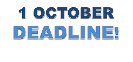 1 October EYF deadline: reminders and tips