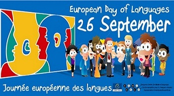 Celebrate the European Day of Languages with us!