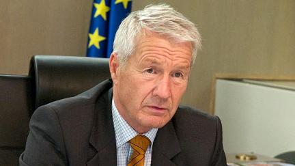 Secretary General Jagland welcomes adoption of reforms in Ukraine; regrets law on IDPs was not adopted