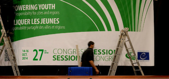 Youth delegates to take part in the 27th Session of the Congress