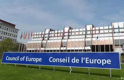 The CoE believes the adoption of the law on IDPs is a human rights priority
