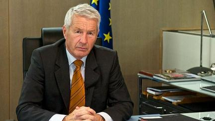 Secretary General Jagland welcomes Ukrainian poll