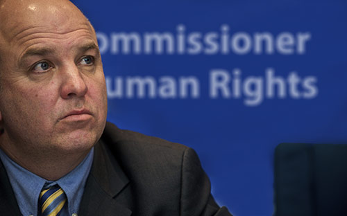 Commissioner concerned about arrest of journalists in Turkey