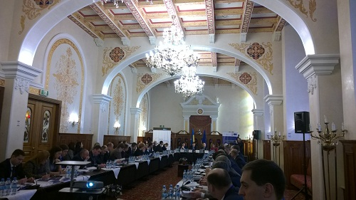 "Round Table ""Modernisation of the public prosecutor's office of Ukraine in line with European standards"""