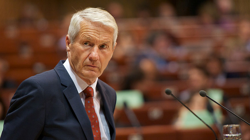 Jagland urges Crimean Tatar TV station to continue
