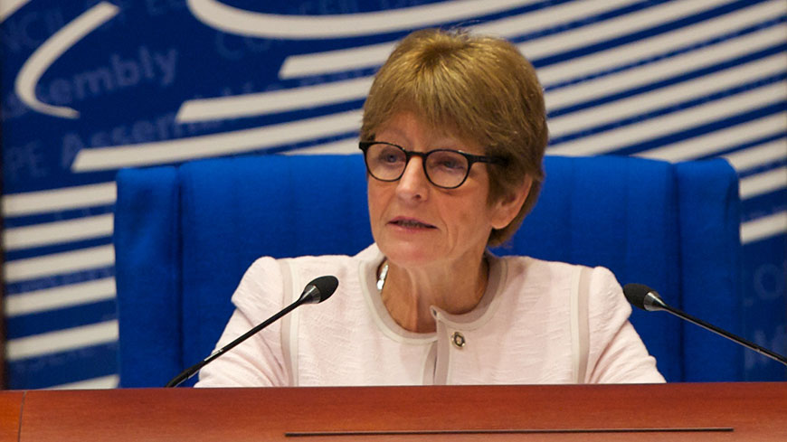 Anne Brasseur: the situation in Ukraine and the migration tragedy are our two main challenges