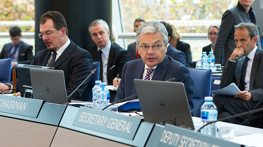 Committee of Ministers: Action plan for Ukraine