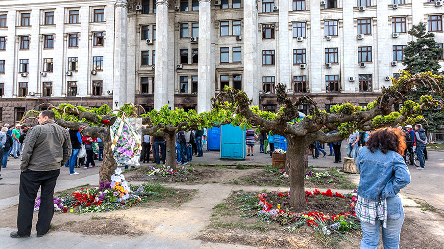 Investigation of the Odesa tragedy