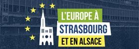 L'Europe à Strasbourg et en Alsace