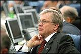 Ren� van der Linden, Parliamentary Assembly President