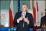 Terry Davis, Council of Europe Secretary General