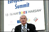 Miroslaw Sawicki, Polish Minister of National Education and Sport