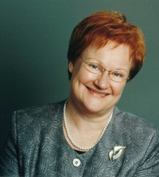 Suomen Eka Presidentti