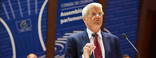 Speech by Thorbjørn Jagland, Secretary General, to the Parliamentary Assembly
