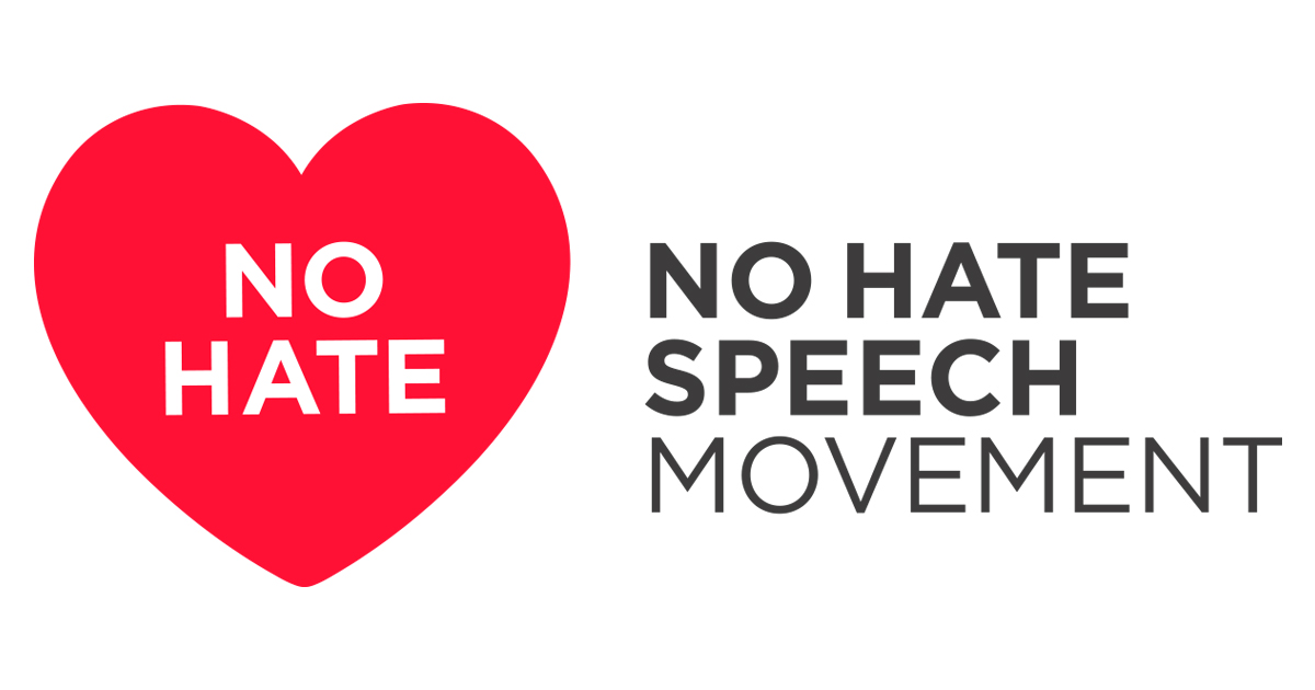 No Hate Speech Youth Campaign Website
